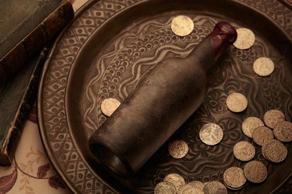 Harewood Rum 1780 wpisany do księgi rekordów Guinnessa jako najstarszy rum na świecie.